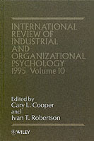 International Review of Industrial and Organizational Psychology 1995 av C. L. Cooper (Innbundet)