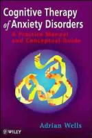 Omslag - Cognitive Therapy of Anxiety Disorders