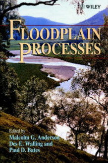 Floodplain Processes (Innbundet)