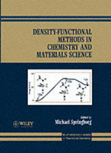 Density Functional Methods in Chemistry and Materials Science (Innbundet)