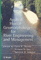 Applied Fluvial Geomorphology for River Engineering and Management (Heftet)