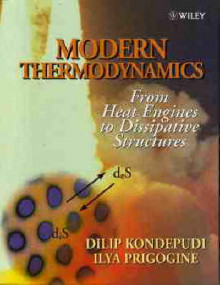 Modern Thermodynamics: From Heat Engines to Dissipative Structures av Dilip Kondepudi (Heftet)