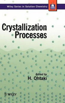 Crystallization Processes (Innbundet)