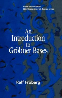 An Introduction to Grobner Bases av Ralf Froberg (Innbundet)