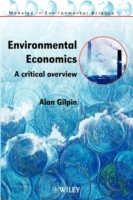 Environmental Economics av Alan Gilpin (Heftet)