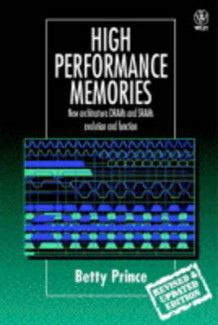High Performance Memories av Betty Prince (Innbundet)