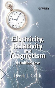Electricity, Relativity and Magnetism av David J. Craik (Innbundet)