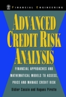 Advanced Credit Risk Analysis av Didier Cossin og Hughes Pirotte (Innbundet)