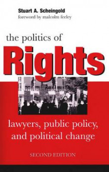 The Politics of Rights av Stuart A. Scheingold (Heftet)