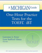 Omslag - One-hour Practice Tests for the TOEFL IBT
