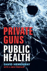 Omslag - Private Guns, Public Health
