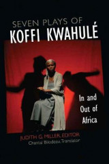 Omslag - Seven Plays of Koffi Kwahul