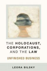 Omslag - The Holocaust, Corporations, and the Law