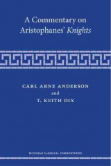 Omslag - A Commentary on Aristophanes' Knights