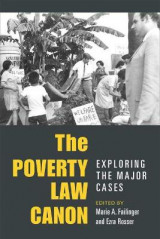 Omslag - The Poverty Law Canon