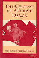 The Context of Ancient Drama av Eric Csapo og William J. Slater (Heftet)