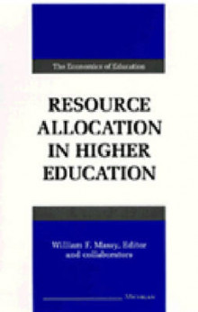 Resource Allocation in Higher Education av William F. Massy (Innbundet)