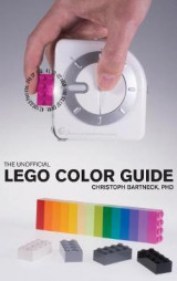 Omslag - The Unofficial Lego Color Guide