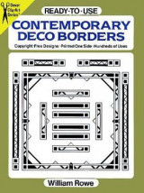 Omslag - Ready-to-Use Contemporary Deco Borders