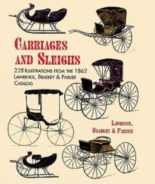 Carriages and Sleighs av Lawrence (Heftet)
