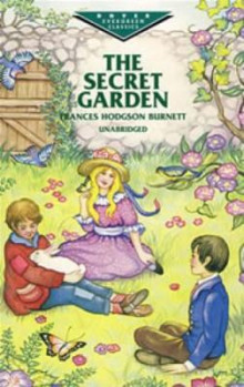The Secret Garden av Burnett (Heftet)