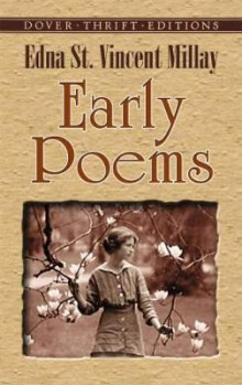 Early Poems av Edna St. Vincent Millay (Heftet)