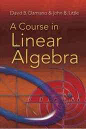 A Course in Linear Algebra av David B Damiano og John B Little (Heftet)