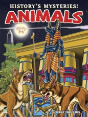 History's Mysteries! Animals: Activity Book av George Toufexis (Heftet)