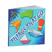 My First Origami Book - Things That Go av Nick Robinson (Heftet)