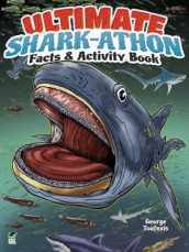 Ultimate Shark-athon Facts and Activity Book av George Toufexis (Heftet)