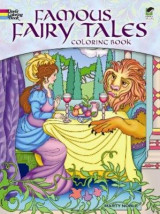 Omslag - Famous Fairy Tales Coloring Book