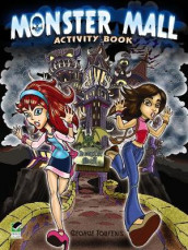 Monster Mall Activity Book av George Toufexis (Heftet)