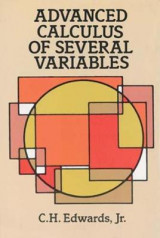 Omslag - Advanced Calculus of Several Variables