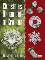 Omslag - Christmas Ornaments to Crochet