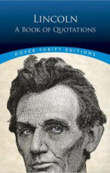 Omslag - Lincoln: A Book of Quotations