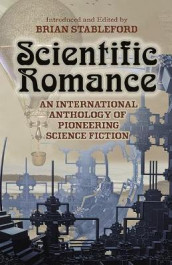 Scientific Romance av Brian Stableford (Heftet)