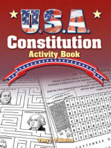 Omslag - U.S.A. Constitution Activity Book