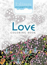 Omslag - Bliss Love Coloring Book