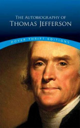 Omslag - Autobiography of Thomas Jefferson
