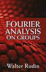 Omslag - Fourier Analysis on Groups