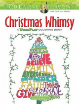 Omslag - Creative Haven Christmas Whimsy