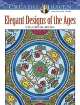 Omslag - Creative Haven Elegant Designs of the Ages Coloring Book