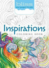 Omslag - BLISS Inspirations Coloring Book