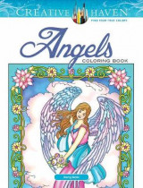 Omslag - Creative Haven Angels Coloring Book