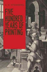 Omslag - Five Hundred Years of Printing
