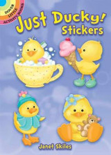 Omslag - Just Ducky! Stickers