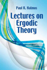 Omslag - Lectures on Ergodic Theory
