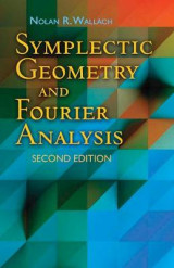 Omslag - Symplectic Geometry and Fourier Analysis