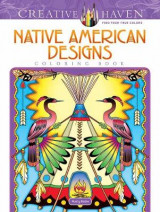 Omslag - Creative Haven Native American Designs Coloring Book
