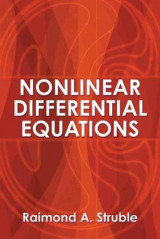 Omslag - Nonlinear Differential Equations